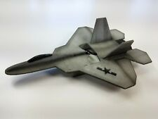 Mini F-22 RC indoor park electric model plane airplane kit EPP WITH POWER PACK