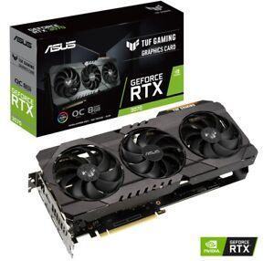 ✅ ASUS GeForce RTX 3070 TUF OC - 8GB GDDR6 | Neu & OVP