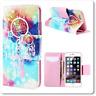 Etui Coque Housse Porte-Cartes Cuir PU Leather Wallet Case Cover iPhone 6, 6s
