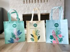 Whole Foods Bags Set Of 3 Hawaii Market Tote New, Whole Foods Hawaii Bags