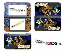 SKIN STICKER AUTOCOLLANT - NINTENDO NEW 3DS XL - REF 113 SCOOBY DOO