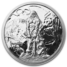 5 oz Silver Proof Round - Frank Frazetta (The Barbarian) - SKU #103694
