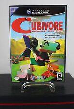 RAR Cubivore Survival of the Fittest, Nintendo Gamecube, komplett, wie neu