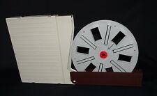 *** UNE BOBINE DE STOCKAGE POSSO FILMS SUPER 8 / 8MM - 120 METRES AVEC BOITE ***