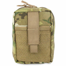 Bulldog MOLLE Military Army Tactical Medic First Aid Utility Pouch MTP Multicam