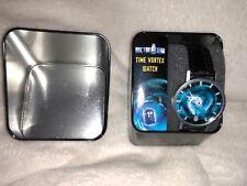 Doctor Who vortex wrist watch in tin