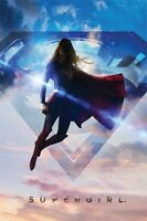 "SUPERGIRL - MOVIE TIE-IN - DC COMICS 36"" x 24"" 91 x 61 cm POSTER x"