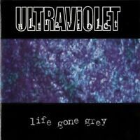 ULTRAVIOLET ~ Life Gone Grey ~ CD EP ~ Like New ~ FREE POST!