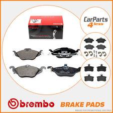 Brembo P59043 Pad Set Front Brake Pads Teves ATE System Saab 9-3 Vauxhall Vectra