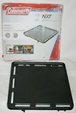 Coleman NXT Portable Grill Cast Iron Griddle Plate Replacement 1/2 - Gently Used