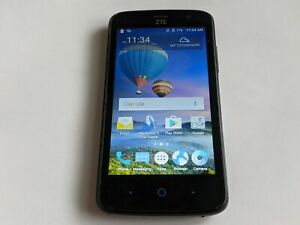 ZTE Majesty Pro Z798BL Black 8GB TracFone Wireless Android Smartphone/Cell Phone