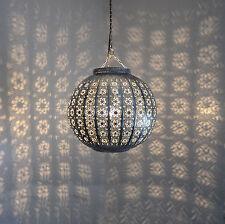 Orientalische Hängeleuchte Marokkanische Lampe Orient Hängelampe KK02_S D30cm