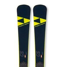 Fischer 2020 RC4 Worldcup GS Jr. Curv Booster Skis w/Binding Option NEW !! 130cm