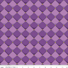 Riley Blake Dragons Checkered Fabric 100% Cotton Bty