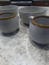 Stoneware Mug and Bowl set of 2 Speckled Cream Hearth & Hand with Magnolia