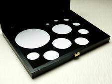 Massivholzkassette, Gold / Silber Lunar Gold Maus III 2020
