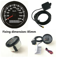 Waterproof Auto Car GPS Digital Speedometer Gauge Antifogging Good Durability
