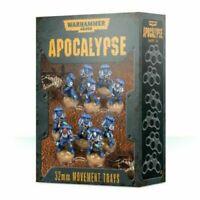 Apocalypse Movement Trays 32MM Warhammer 40K