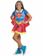 Supergirl DC Comic Super Hero Superhero Movie Book Week Girls Costume 6-8 Years