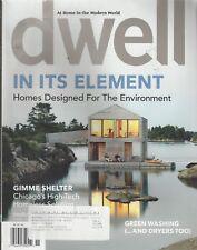 DWELL (Nov 2008) Homes Designed for Environment~ Chicago Homeless Solution ~S101