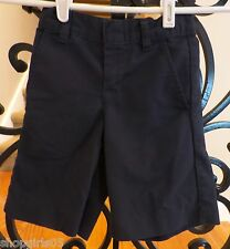 Dickies Boys Flat Front Dress Shorts School Uniform -Size 4
