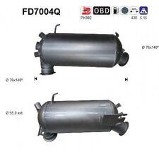 AS FD7004Q Ruß-/Partikelfilter, Abgasanlage   für VW Multivan V