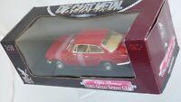 Rare Beige Int. 1:18 Red 1965 Alfa Romeo Giulia Sprint GTA Bertone Car Model Toy