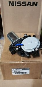 NEW GENUINE 2004-15 NISSAN ARMADA,TITAN DRIVER SIDE WINDOW MOTOR 80731-9FJ0A