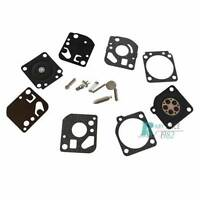 Carburetor Carb Gasket Diaphragm Repair kit-For Zama RB-29 Ryobi blower Homelite