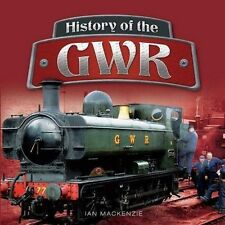 History of the GWR (Little Book), New, Ian Mackenzie Book