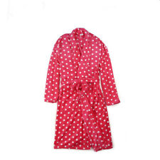 Bathrobe Dressing Gown Supersoft Luxurious Coral Fleece Unisex