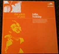 Billie Holiday The Voice Of Jazz LP