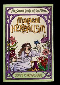 Magical Herbalism by Scott Cunningham (Paperback, 1985)