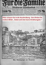 1918 Zeitschrift 1. Weltkrieg WW 1 Militär Soldaten Reichswehr Wehrmacht Krieg