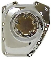 CHROME PLATED GEAR CASE COVER HARLEY TWIN CAM 2001 & UP REPLACES HD# 25369-01