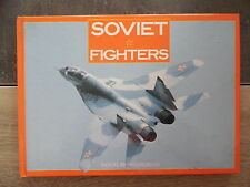 SOVIET FIGHTERS – 1989  (en anglais)