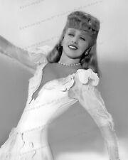 8x10 Print Ginger Rogers Beautiful Fashion Portrait #803