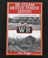 ENGLISH CASTLE 4-6-O BR STEAM LOCOMOTIVES WR RAILROAD RAILWAY TRAIN BOOK NICE