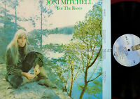 LP--JONI MITCHELL FOR THE ROSES // AS 53007