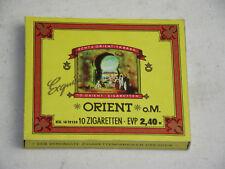1 volle Packung DDR Zigaretten Orient Exquisit mit Inhalt & ungeöffnet Pp