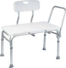 Heavy Duty Bath Tub Shower Transfer Bench Stool Shower Chair
