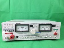 Kikusui TOS8870As unbeschadet Spannung/Insulation Resistance Tester