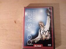 ( 734 ) PAUL McCARTNEY IS LIVE ...IN CONCERT DVD