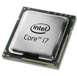 Intel Core i7 4790 4 Core 3.6 GHz Processor & New Heatsink/Fan