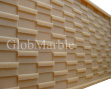 Concrete Mold Mosaic Tile MS 861.  Wall Tile Concrete Rubber Mould
