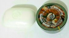 The Body Shop Coconut Soap And Brazil Nut Body Butter Discontinued New Sealed
