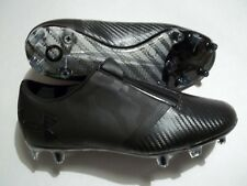New Under Armour Carbon with Zip Men's 6 FG Soccer Cleats Black Camo 1289531-001