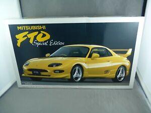 Mitsubishi FTO Special Edition 1/24 scale model Fujimi Mokei Co