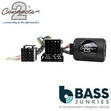 CTSCT005.2 Citroen Relay Upto 2008 Car Radio Steering Wheel Stalk Interface Kit