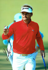 Soren KJELDSEN US PGA The Masters 12x8 Photo Signed Autograph AFTAL COA